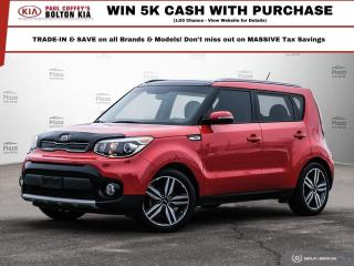 Used 2019 Kia Soul EX Premium | BackUp Cam | Apple Carplay | Sunroof for sale in Bolton, ON