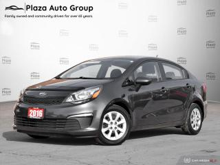 Used 2016 Kia Rio LX + | LOW MILEAGE | ONE OWNER for sale in Richmond Hill, ON