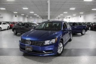 Used 2017 Volkswagen Passat TSI COMFORTLINE I REAR CAM I CARPLAY I HEATED SEATS I BT for sale in Mississauga, ON