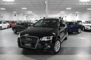 Used 2017 Audi Q5 PROGRESSIV QUATTRO I NAVIGATION I PANOROOF I REAR CAM I BT for sale in Mississauga, ON