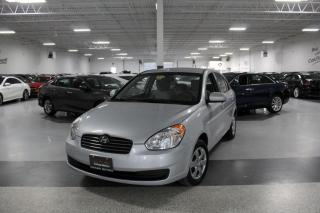 Used 2011 Hyundai Accent NO ACCIDENTS I POWER OPTIONS I KEYLESS ENTRY I AS IS for sale in Mississauga, ON