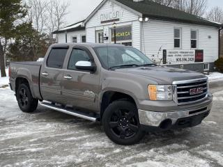 Used 2012 GMC Sierra 1500 No-Accidents 1-Owner 4WD Crew Cab 143.5