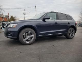 Used 2012 Audi Q5 quattro 4dr 2.0L Premium Plus for sale in Stoney Creek, ON