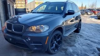 Used 2011 BMW X5 AWD 4dr 35i Nav, Pano roof, Blue tooth for sale in Calgary, AB