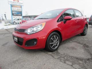 Used 2013 Kia Rio Low Mileage for sale in Newmarket, ON