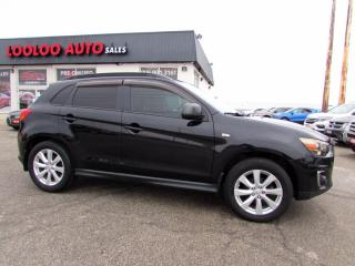 Used 2013 Mitsubishi RVR GT 4WD Grand Touring Navigation Camera Certified for sale in Milton, ON