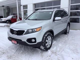 Used 2012 Kia Sorento AWD 4dr V6 Auto LX for sale in North Bay, ON