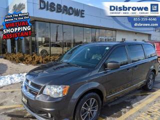 Used 2017 Dodge Grand Caravan SXT Premium Plus - Certified for sale in St. Thomas, ON