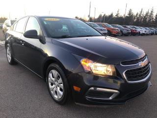 Used 2015 Chevrolet Cruze 2LS for sale in Charlottetown, PE