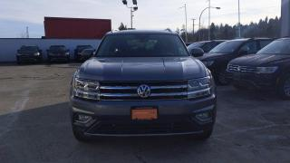 Used 2018 Volkswagen Atlas Execline 3.6L 8sp at w/Tip 4MOTION for sale in Coquitlam, BC