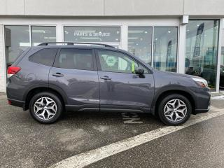 New 2021 Subaru Forester 2.5i Touring for sale in Vernon, BC