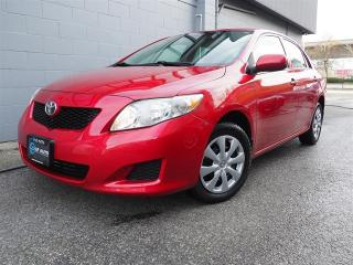 Used 2009 Toyota Corolla CE for sale in Richmond, BC