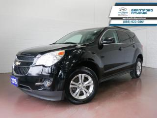 Used 2015 Chevrolet Equinox AWD | 1 OWNER | HTD SEATS | BACK UP CAM  - $108 B/W for sale in Brantford, ON