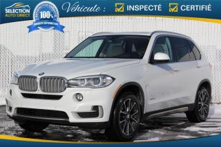 Used 2014 BMW X5 Traction intégrale, 4prt xDrive35i for sale in Ste-Rose, QC