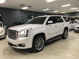 Used 2016 GMC Yukon DENALI*NAVIGATION*HEADS-UP DISPLAY*BOSE*FULLY LOAD for sale in North York, ON