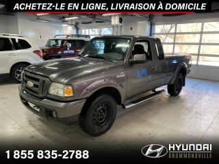 Used 2006 Ford Ranger XLT 4X4 + A/C + MAGS + CRUISE + WOW !! for sale in Drummondville, QC