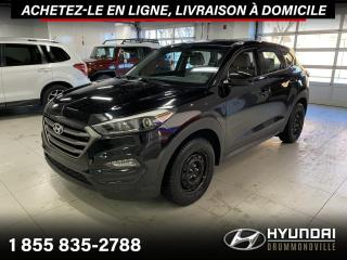 Used 2016 Hyundai Tucson GL + GARANTIE + CAMERA + A/C + WOW !! for sale in Drummondville, QC