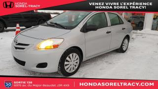 Used 2008 Toyota Yaris Berline 4 portes AUTO for sale in Sorel-Tracy, QC