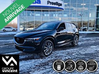 Used 2019 Mazda CX-5 SIGNATURE AWD GPS ** GARANTIE 10 ANS ** Voici la version la plus luxueuse du CX-5! for sale in Shawinigan, QC