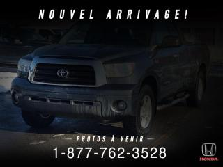 Used 2009 Toyota Tundra SR5 + TRD SPORT + 5.7L + 4X4 + MAGS + WO for sale in St-Basile-le-Grand, QC