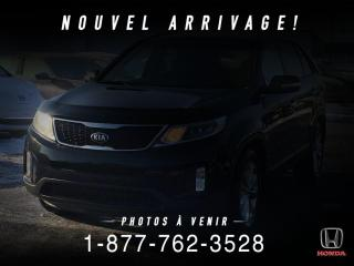 Used 2015 Kia Sorento EX + V6 + AWD + CUIR + A/C + CRUISE + WO for sale in St-Basile-le-Grand, QC