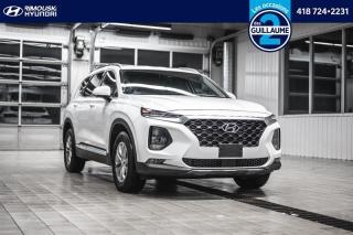 Used 2019 Hyundai Santa Fe Essential AWD chez Rimouski Hyundai for sale in Rimouski, QC