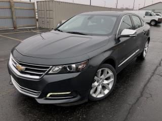 Used 2019 Chevrolet Impala Premier for sale in Cayuga, ON