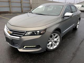 Used 2017 Chevrolet Impala Premier for sale in Cayuga, ON