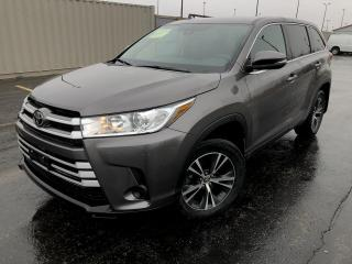 Used 2019 Toyota Highlander LE AWD for sale in Cayuga, ON