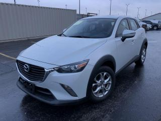Used 2016 Mazda CX-3 GS AWD for sale in Cayuga, ON