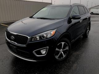 Used 2017 Kia Sorento EX FE AWD for sale in Cayuga, ON