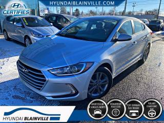 Used 2018 Hyundai Elantra SE, TOIT OUVRANT, PUSH START, VOLANT CHA for sale in Blainville, QC