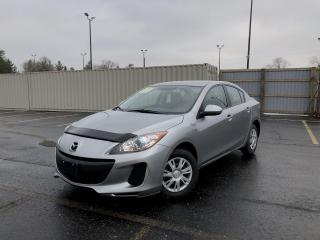 Used 2013 Mazda MAZDA3 GS for sale in Cayuga, ON