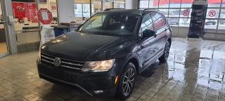 Used 2019 Volkswagen Tiguan COMFORTLINE 4Motion for sale in Québec, QC