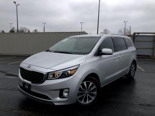 Used 2017 Kia Sedona SX for sale in Cayuga, ON