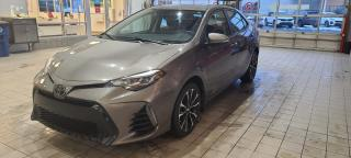 Used 2017 Toyota Corolla Berline 4 portes CVT XSE for sale in Québec, QC