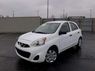 Used 2015 Nissan Micra for sale in Cayuga, ON
