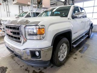 Used 2014 GMC Sierra 1500 SLE CREW 4X4 *CAMERA* DEM DISTANCE *EZ-LIFT* PROMO for sale in St-Jérôme, QC
