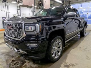 Used 2017 GMC Sierra 1500 DENALI CREW 4X4 *ULTIMATE* 6.2L *GR SECURITE*PROMO for sale in St-Jérôme, QC