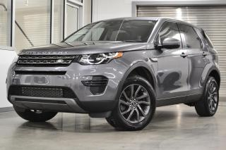 Used 2016 Land Rover Discovery Sport SE AWD *BAS KMs!* for sale in Laval, QC