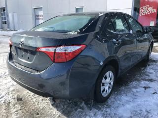 Used 2016 Toyota Corolla Berline 4 portes, boîte automatique, CE for sale in Val-David, QC