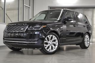 Used 2020 Land Rover Range Rover P400 3.0L I6 MHEV HSE SWB for sale in Laval, QC