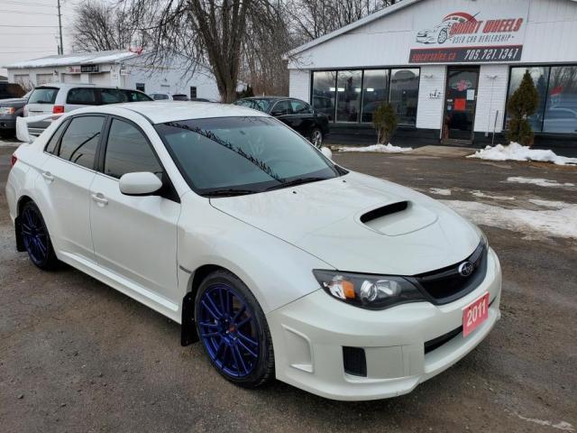 "2011 Subaru Impreza WRX STi """