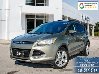 Used 2013 Ford Escape SEL for sale in Oakville, ON