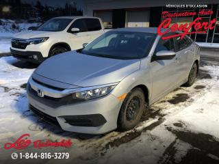 Used 2017 Honda Civic SEULEMENT 14200km for sale in Chicoutimi, QC