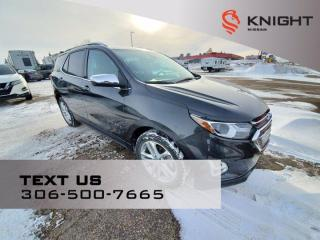 Used 2018 Chevrolet Equinox Premier for sale in Swift Current, SK