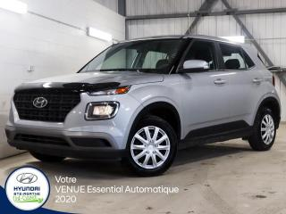 Used 2020 Hyundai Venue Essential for sale in Val-David, QC