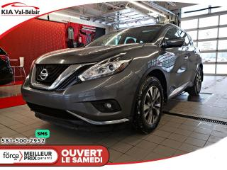 Used 2015 Nissan Murano SL*TOIT PANORAMIQUE*CUIR*NAVIGATION* for sale in Québec, QC