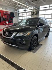 Used 2019 Nissan Pathfinder *SL*AWD*CAMÉRA 360*CUIR*7 PLACES*TOIT*GP for sale in Québec, QC