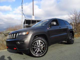 Used 2020 Jeep Grand Cherokee Trailhawk for sale in Halifax, NS